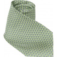 Corbata 100% seda estampada HOWARDS LOND