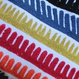 Bolso loneta multicolor