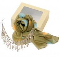 Set foulard y collar